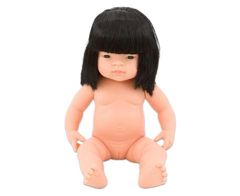 Baby-Puppe asiatisches Maedchen-2