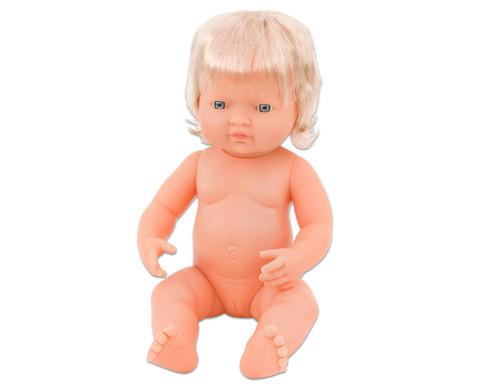 Baby-Puppe europaeisches Maedchen-1
