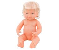 Baby-Puppe, europäisches Mädchen