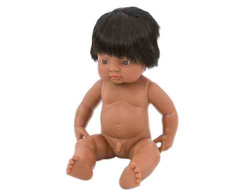 Baby-Puppe suedamerikanischer Junge-1