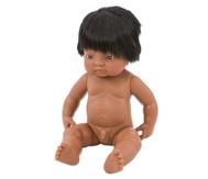 Baby-Puppe, südamerikanischer Junge