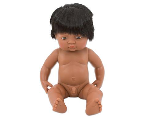 Baby-Puppe suedamerikanischer Junge-2