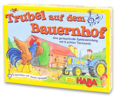 Trubel auf dem Bauernhof-1