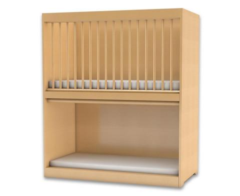 Etagenbett L : Vipack etagenbett robin l schlafplätze weiß