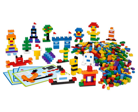LEGO Kreativ-Bausatz 1000-tlg