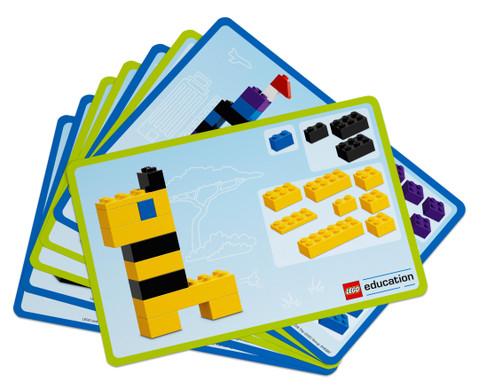 LEGO Kreativ-Bausatz 1000-tlg-3