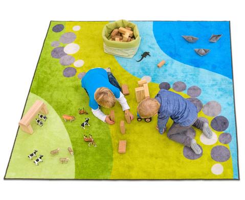 Spielteppich Landscape-3