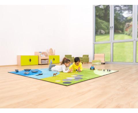 Spielteppich Landscape-4