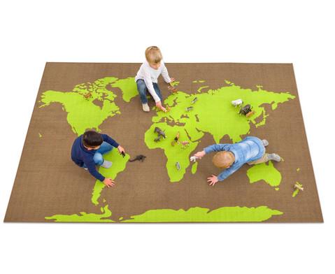 Spielteppich World-3