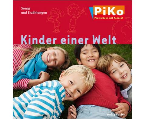 PiKo Projekt-CD Kinder einer Welt-1