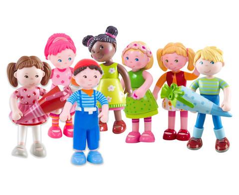 Little-Friends Biegepuppen-Set 7tlg