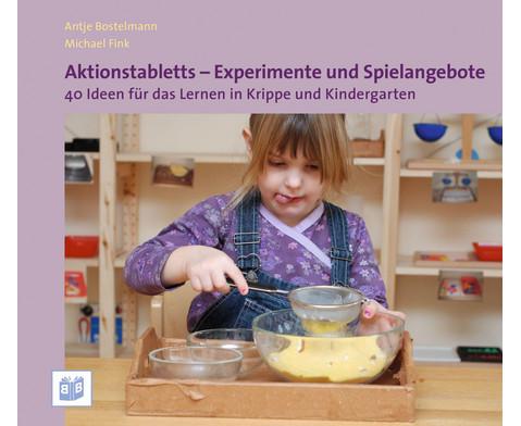 Aktionstabletts Experimente und Spielangebote-1