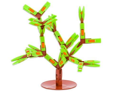 Klammerspiel Baum