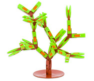 Klammerspiel Kniffliger Baum