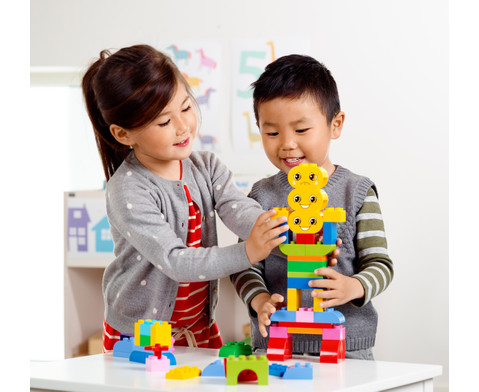 LEGO DUPLO Bau dich - Set Emotionen-6
