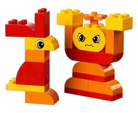 LEGO DUPLO Bau dich - Set Emotionen-7