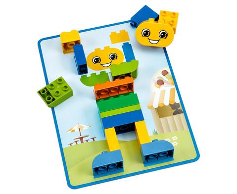 LEGO DUPLO BauDich - Set Emotionen-2