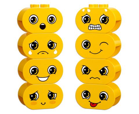 LEGO DUPLO BauDich - Set Emotionen-3