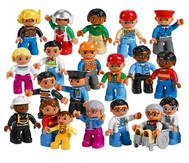 LEGO® DUPLO® Set: Menschen aus der Nachbarschaft