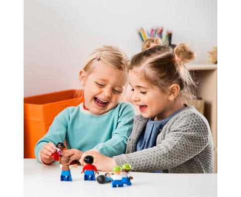 LEGO DUPLO Set Menschen aus aller Welt-2