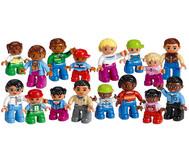LEGO® DUPLO® Set: Menschen der Welt