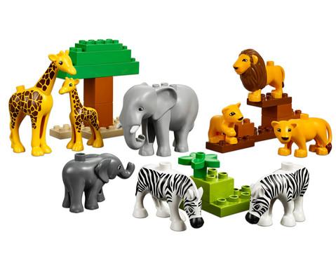 LEGO DUPLO Wilde Tiere Set-5