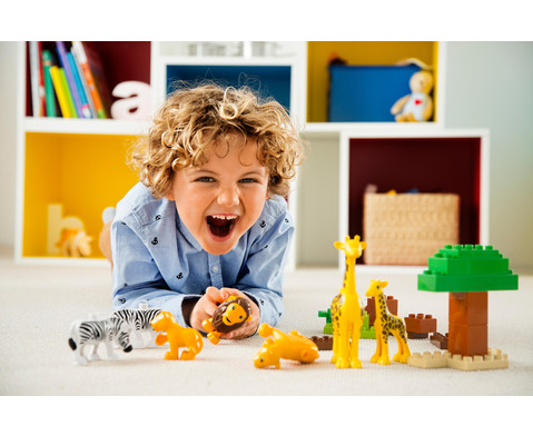 LEGO DUPLO Wilde Tiere Set-6
