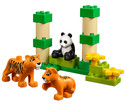 LEGO Education Wilde-Tiere-Set-4