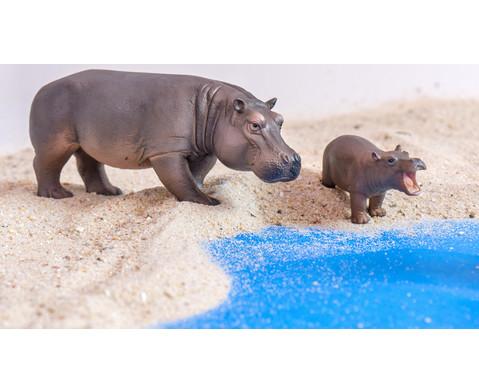 Afrikanische Tiere 18-tlg Set-2