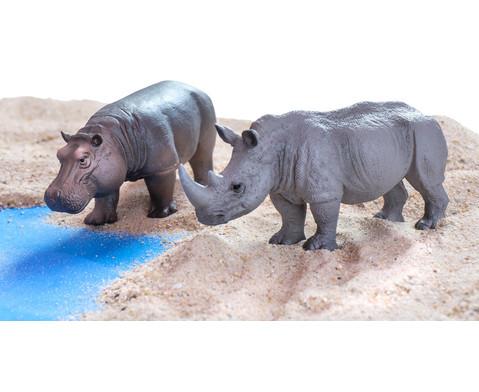 Afrikanische-Tiere Set 10-tlg-6