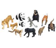 Asiatische Tiere, 11-tlg. Set