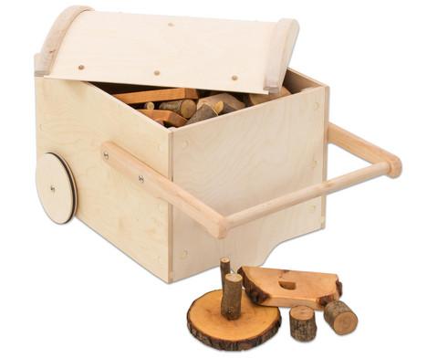 144 Baumkloetze in fahrbarer Kiste-2