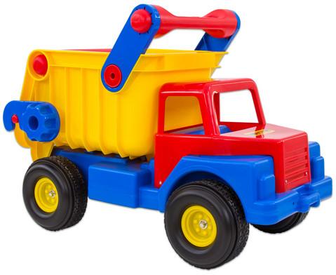 Truck mit Gummireifen-1