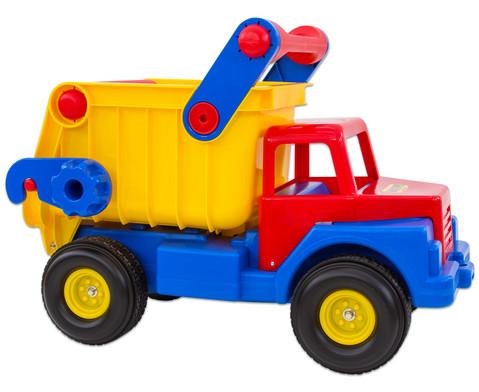 Truck mit Gummireifen-2