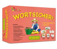 Wortsicher! Im Garten
