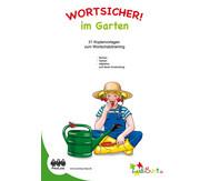 Kopiervorlagen Wortsicher! Im Garten