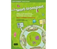 Wort-Transport-Mappen Kleidung und Accesoires