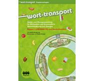 Wort-Transport-Mappen Lebensmittel und Haushaltswaren