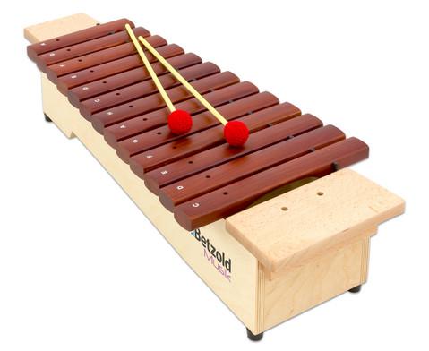 Betzold Musik Sopran-Xylophon-2