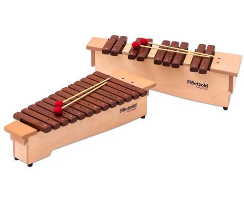 Betzold Musik chromatisches Sopran-Xylophon-1
