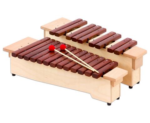 Betzold Musik chromatisches Sopran-Xylophon-2