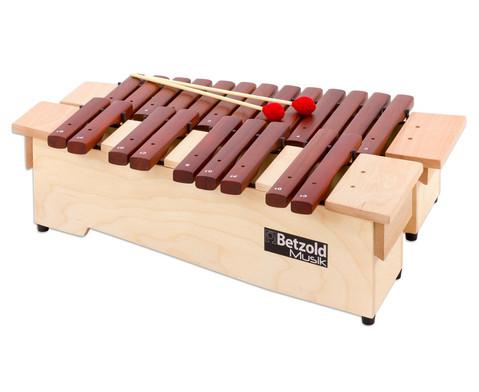 Betzold Musik chromatisches Sopran-Xylophon-4