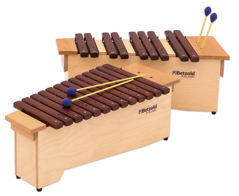 Betzold Musik Alt-Xylophon chromatisch