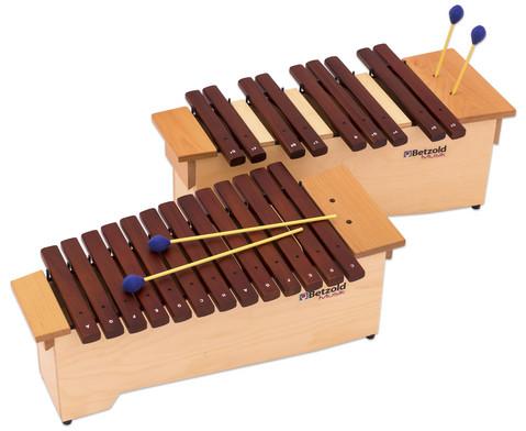 Betzold Musik chromatisches Alt-Xylophon-2
