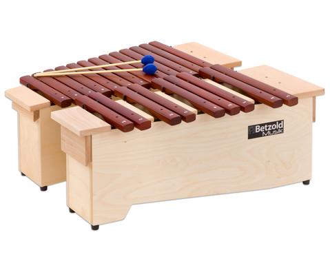 Betzold Musik chromatisches Alt-Xylophon-4