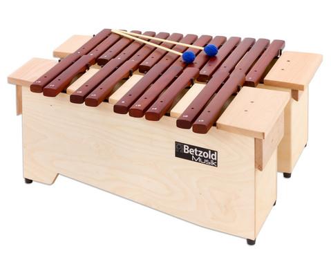 Betzold Musik chromatisches Alt-Xylophon-5