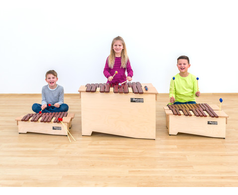 Betzold Musik chromatisches Alt-Xylophon-8