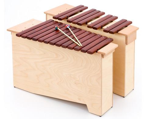 Betzold Musik chromatisches Bass-Xylophon-2