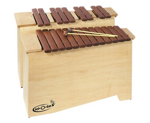 bel-O-ton chromatisches Bass-Xylophon-1