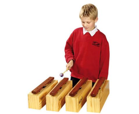 Satz mit 4 Bass-Klangbausteinen-3